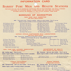 Information on Health Stations