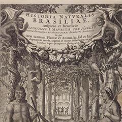 Historia naturalis Brasiliae